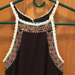 Dresses & Skirts - Beautiful Black embroidered dress